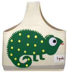 Сумка 3 Sprouts Игуана (Green Iguana) 00009/3 Sprouts