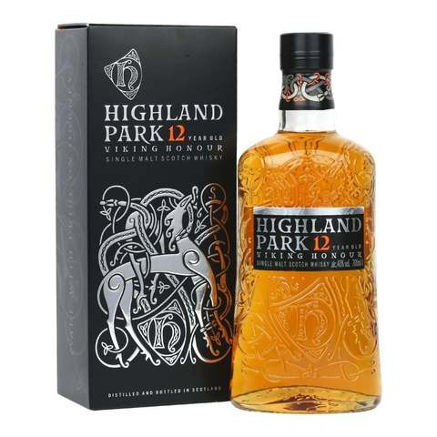 Виски Highland Park, Single Cask 12 Years Old, gift bag, 0.7 л