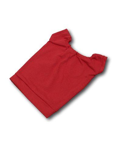 Маленькое трикотажное платье - Цикламеновый. Одежда для кукол, пупсов и мягких игрушек.