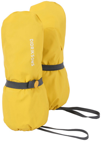 Didriksons комплект BOARDMAN  прорезиненный утепленный флисом желтый