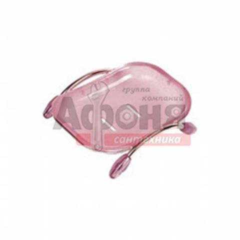 332/L Мыльница розовая