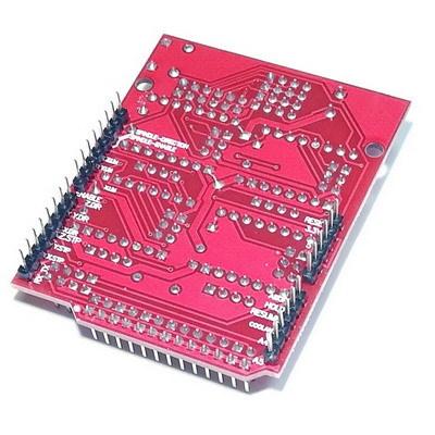 Плата расширения CNC Shield V3.0 A4988 для ЧПУ, 3D принтеров