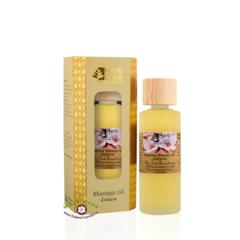 Массажное масло для тела Сакура, HerbCare
