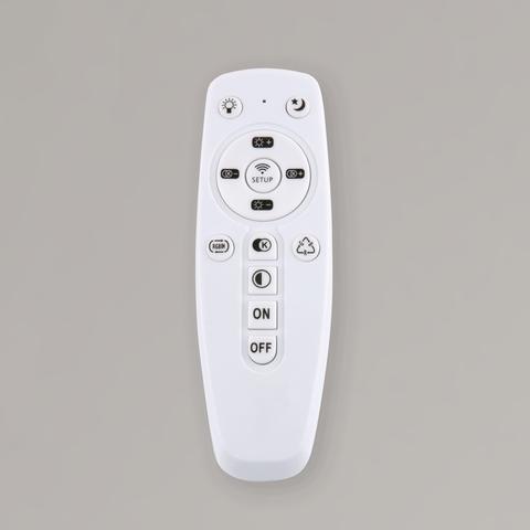 Светодиодная люстра с управлением по Wi-Fi 90275/3 медный