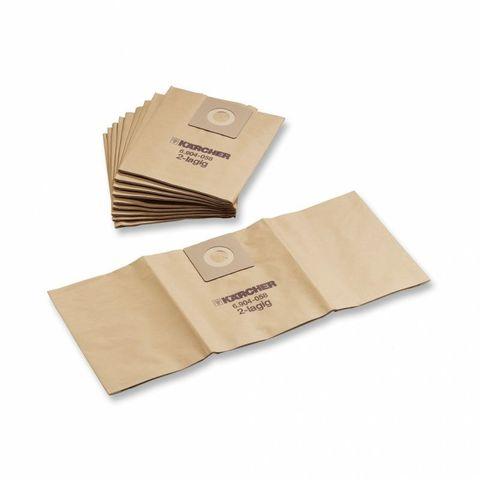 Бумажные фильтр-мешки, Karcher 200 шт.