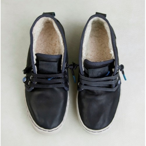 Кеды Satorisan Vachetta Sheep Black (132020)
