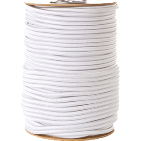 Эспандер белый (полипропиленовый) 8 мм