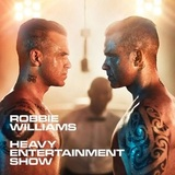 Robbie Williams ‎/ Heavy Entertainment Show (Deluxe Edition)(CD+DVD)