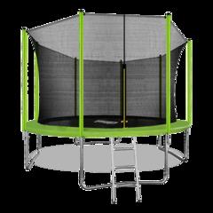 БатутARLAND 12FT с внутренней сеткой