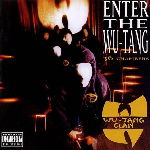 Виниловая пластинка. Enter The Wu-Tang (36 Chambers)