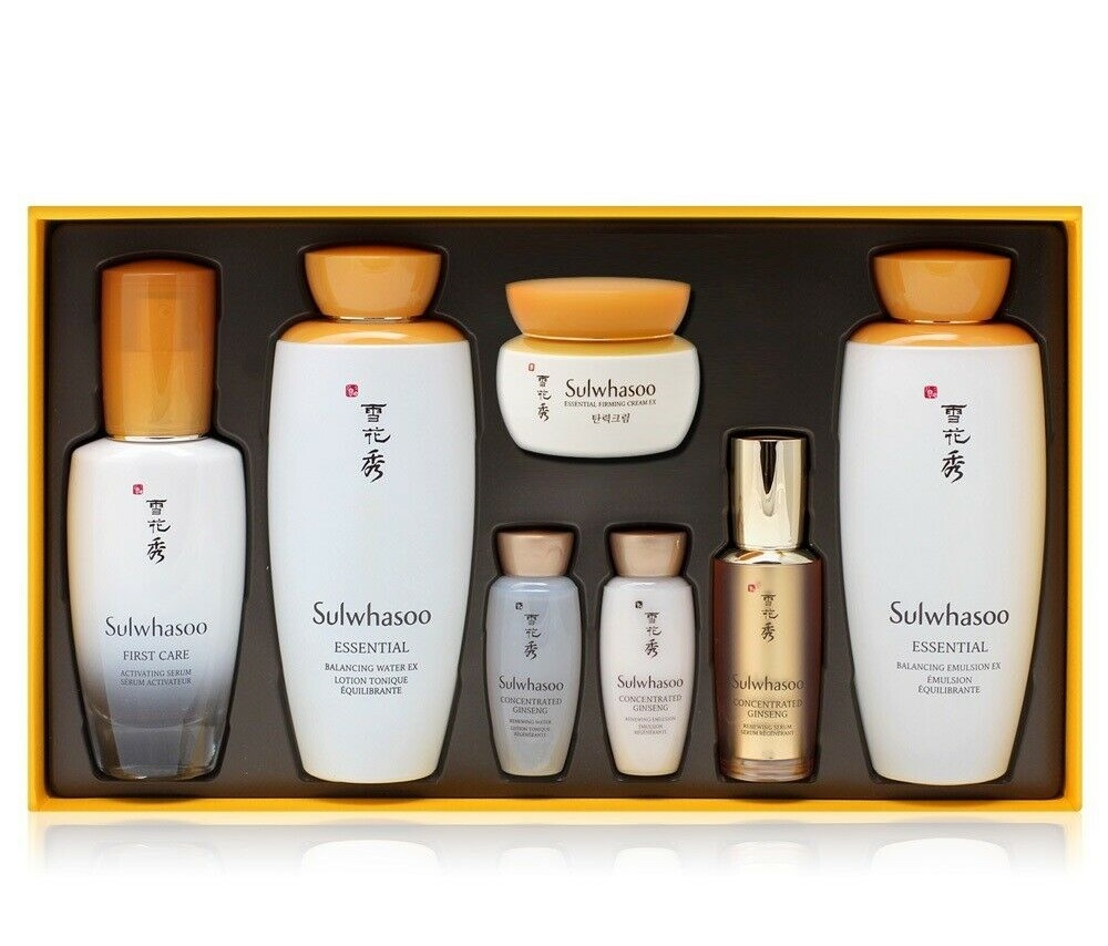 Люкс наборы из Кореи Люкс набор Sulwhasoo First Care Essential set __57.jpg