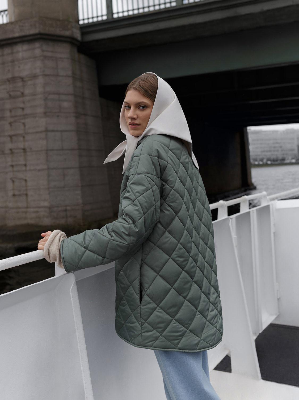 Куртка Кингисепп стёганая оверсайз