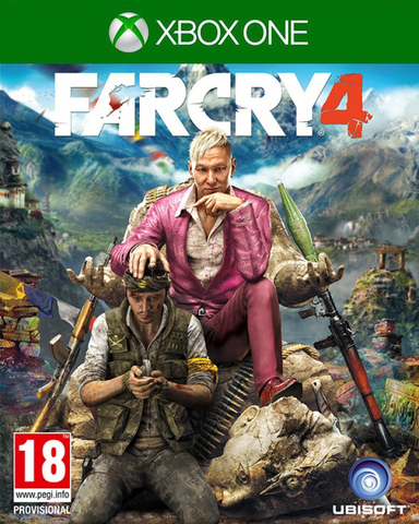 Far Cry 4 (Xbox One/Series X, русская версия)