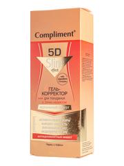 Compliment 5D Гель-корректор для похудения с термо-эффектом