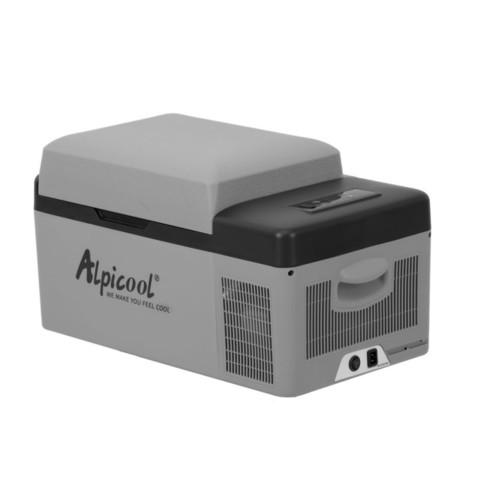 Компрессорный автохолодильник ALPICOOL C20 (20 л.) 12-24-220В