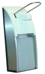 Диспенсер жидкого мыла Nofer 03013.S фото