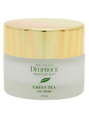 Deoproce Крем для век увлажняющий с экстрактом зеленого чая PREMIUM MOISTURE SOFT EYE CREAM 30ml ДП7001.jpg
