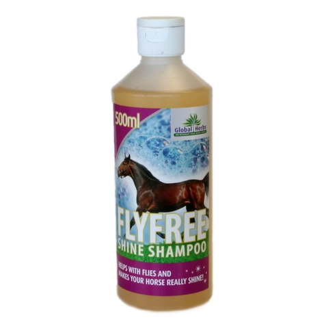 Global Herbs Fly Free Shampoo, 500 мл