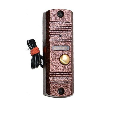 Вызывная панель аудиодомофона AVC-105 (медь)