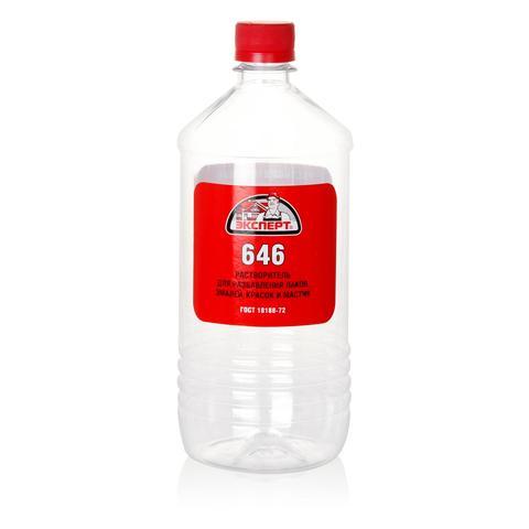 Растворитель 646 Эксперт 1л