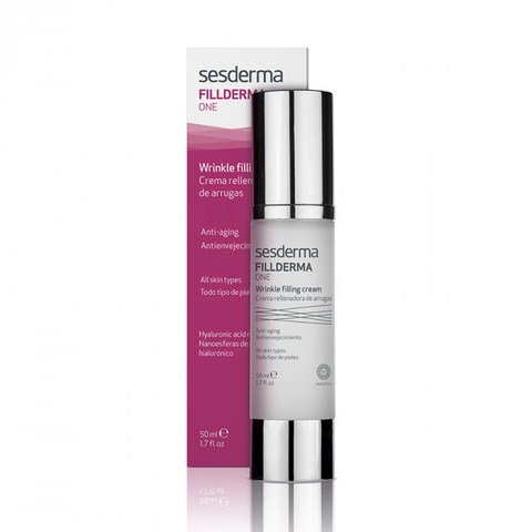 SESDERMA | Крем для заполнения морщин / FILLDERMA ONE Wrinkle filling cream, (50 мл)