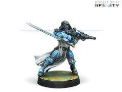 Black Friar (вооружен Albedo, Biometric Visor L1) (вооружен MULTI Rifle)
