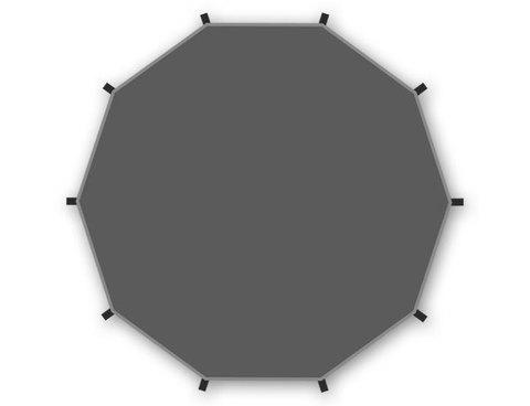 Пол для шатра Maverick Cosmos 600