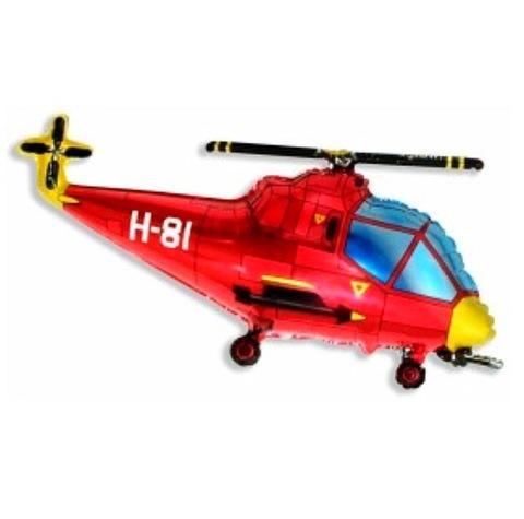 Фольгированный шар «Вертолет» #148852