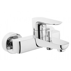 Смеситель для ванны однорычажный Vitra X-Line A42324EXP фото