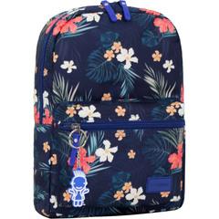 Рюкзак Bagland Молодежный mini 8 л. сублимация (цветы) (00508664)