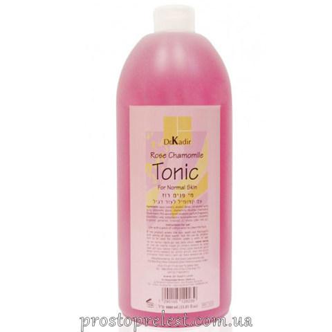 Dr.Kadir - Тонік для нормальної шкіри Роза-Ромашка