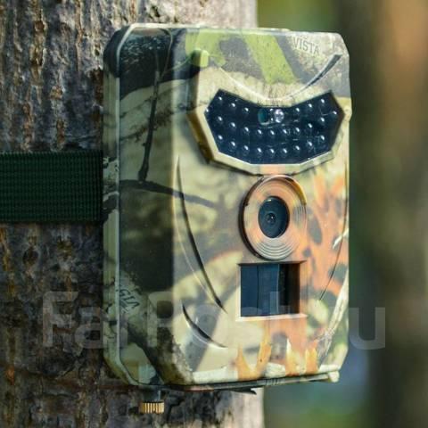 Фотоловушка, камера наблюдения, охотничья камера Trail Camera suntek PR-100