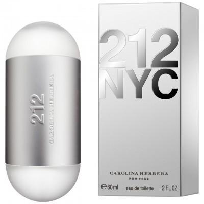 CAROLINA HERRERA: 212 NYC женская туалетная вода edt, 30мл/60мл