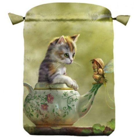 Мешочек Фэнтезийные кошки