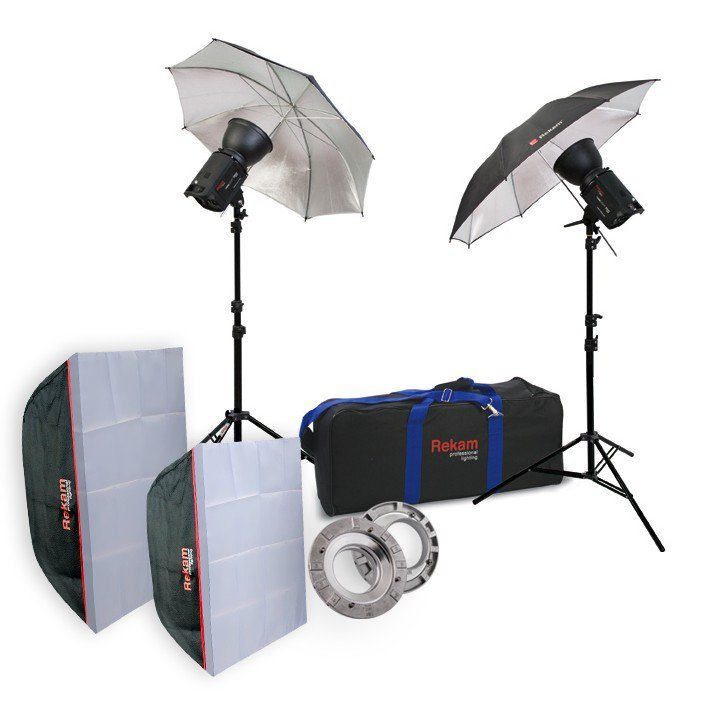 Rekam HaloLight 1000 Super Kit 3