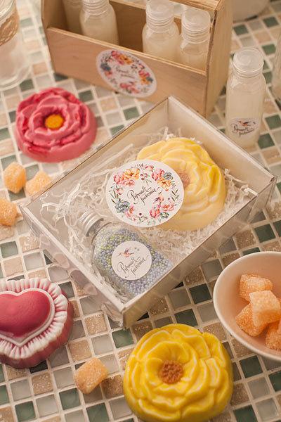 Пластиковая форма для мыловарения Сердце