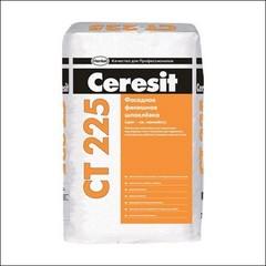 Шпатлевка для фасадов CERESIT СТ 225 (серый)