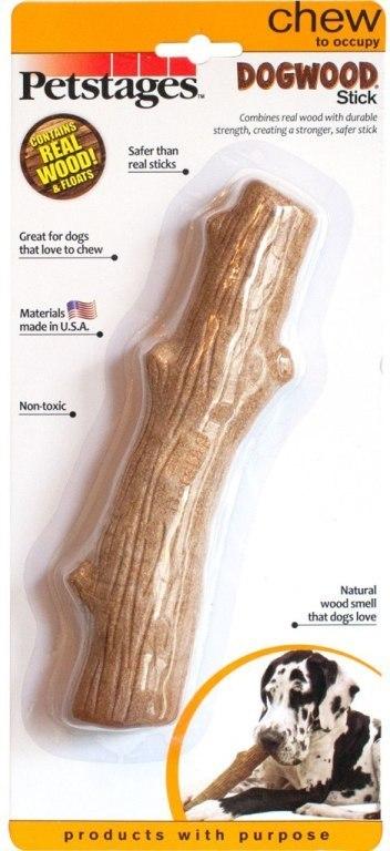 Petstages Игрушка для собак Petstages Dogwood палочка деревянная 22 см большая d158ca56-94a7-11e3-ae60-001517e97967.jpg