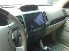 Магнитола  Lexus GX/Toyota Prado 120 2002-2009 Android 9,0 2/32 модель CB-3017T8