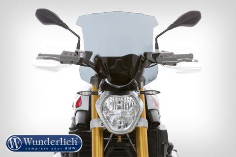 Защита рук Clear Protect BMW R1200/1250 GS/R/RT/RS/R NineT, затемненная