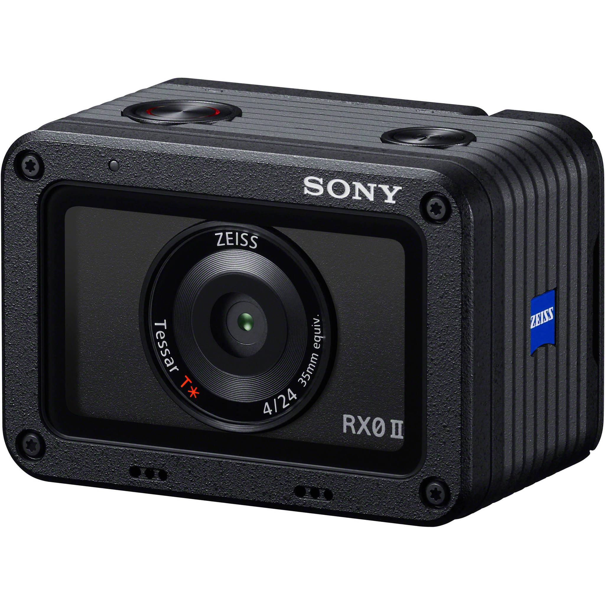 Sony RX0 II купить в Sony Centre Воронеж