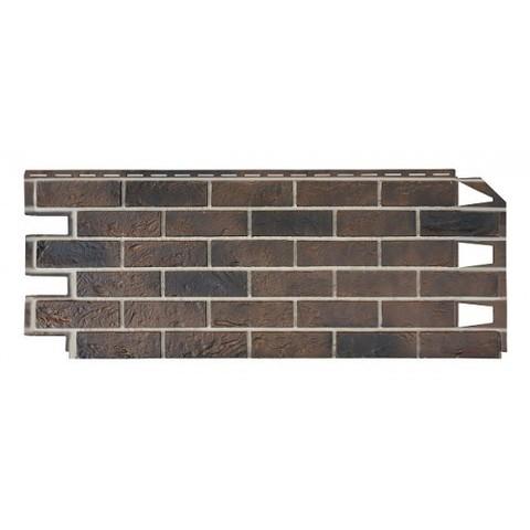 Фасадные панели (Цокольный Сайдинг) VOX Solid Brick Regular York Йорк