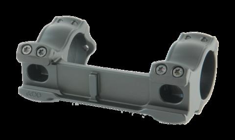 Кронштейн SPUHR D30мм на Picatinny, H25,4мм, Interface без наклона (SCP-3000D) с доп.планкой