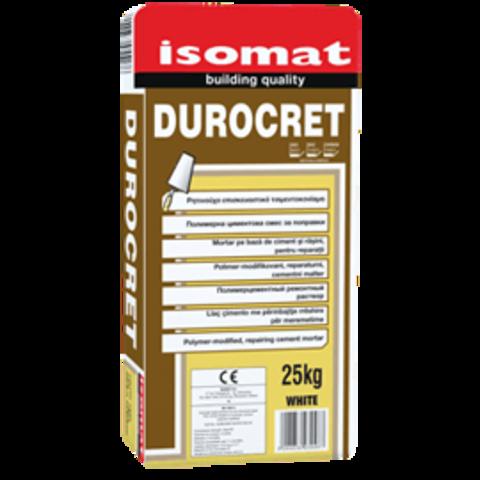 Isomat Durocret/Изомат Дюрокрет полимерцементный ремонтный раствор