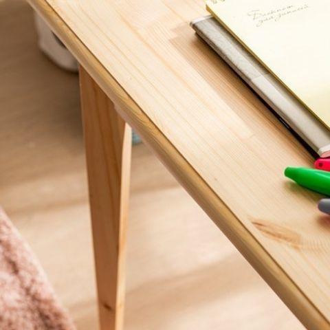 Письменный стол белый Кидс 2
