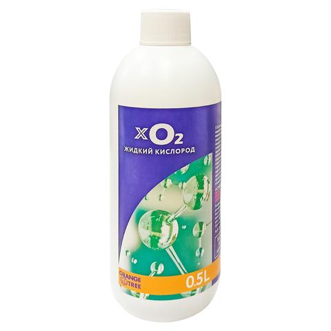 Жидкий кислород X O2 Orange Tree 0.5 литра
