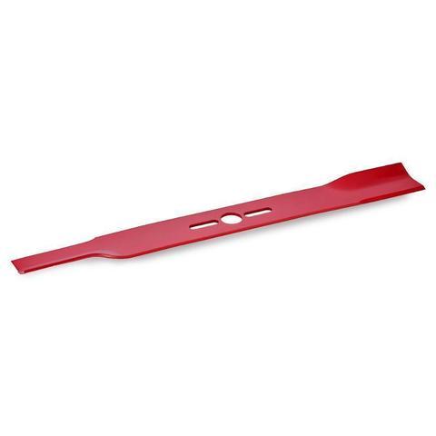Нож универсальный для электро и бензо косилок (457 мм, толщина 4 мм), Посадочное 25,4 мм