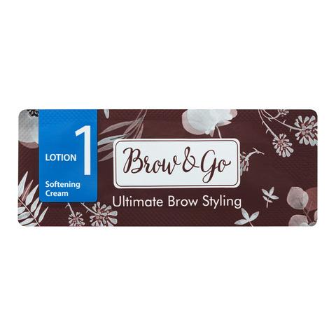 Состав для стайлинга бровей Brow&Go