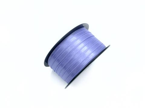 Атласная лента 6 мм, лавандовая