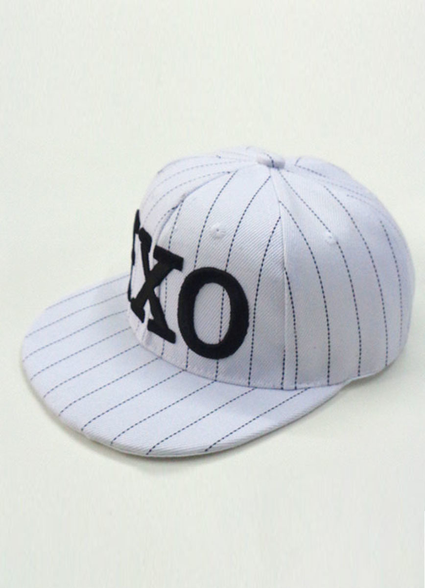 "Кепки Кепка ""EXO"" белая 39.jpg"
